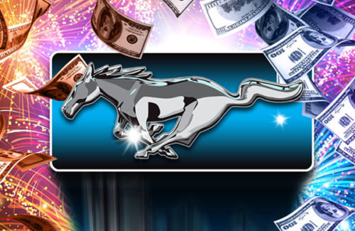 Big Bang Mustang & Cash Giveaway