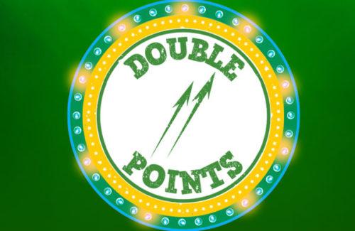 Double Up Wednesdays