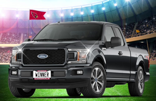 SCORE A FORD GIVEAWAY!