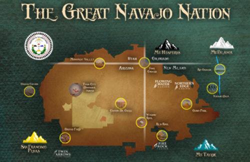 Navajo Land Rewards