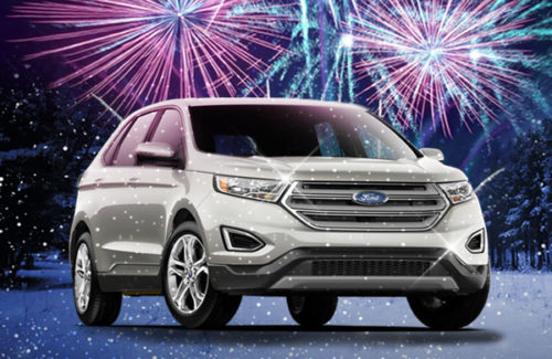 END WITH A BANG FORD EDGE GIVEAWAY