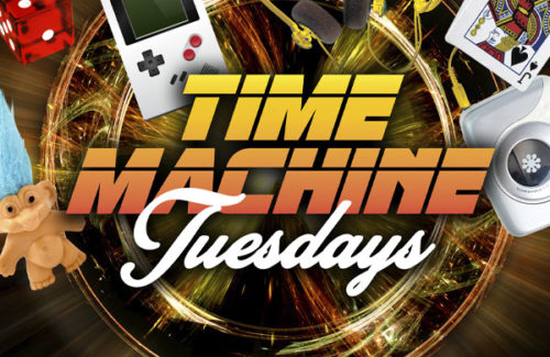 TIME MACHINE TUESDAYS