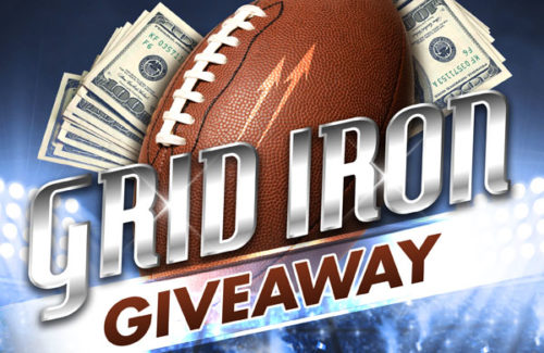 GRID IRON GIVEAWAY